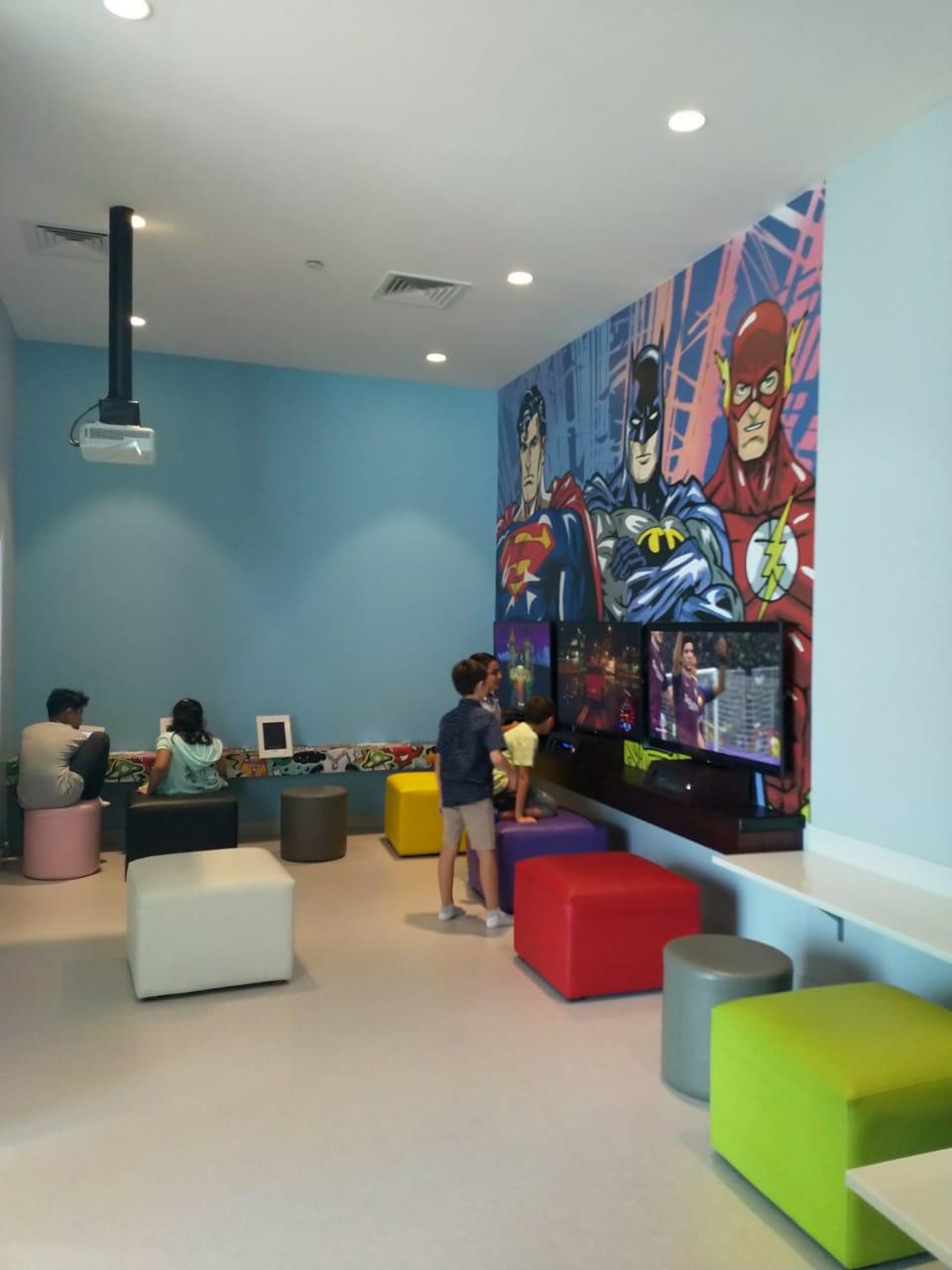 Yas Island Rotana Kids Club