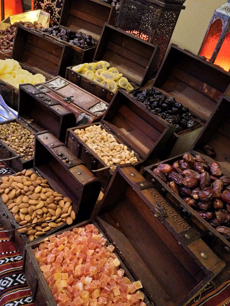 Yas Island Rotana Choices Iftar
